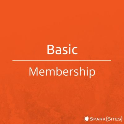 Basic Membership - Spark Sites - Lakeland, FL