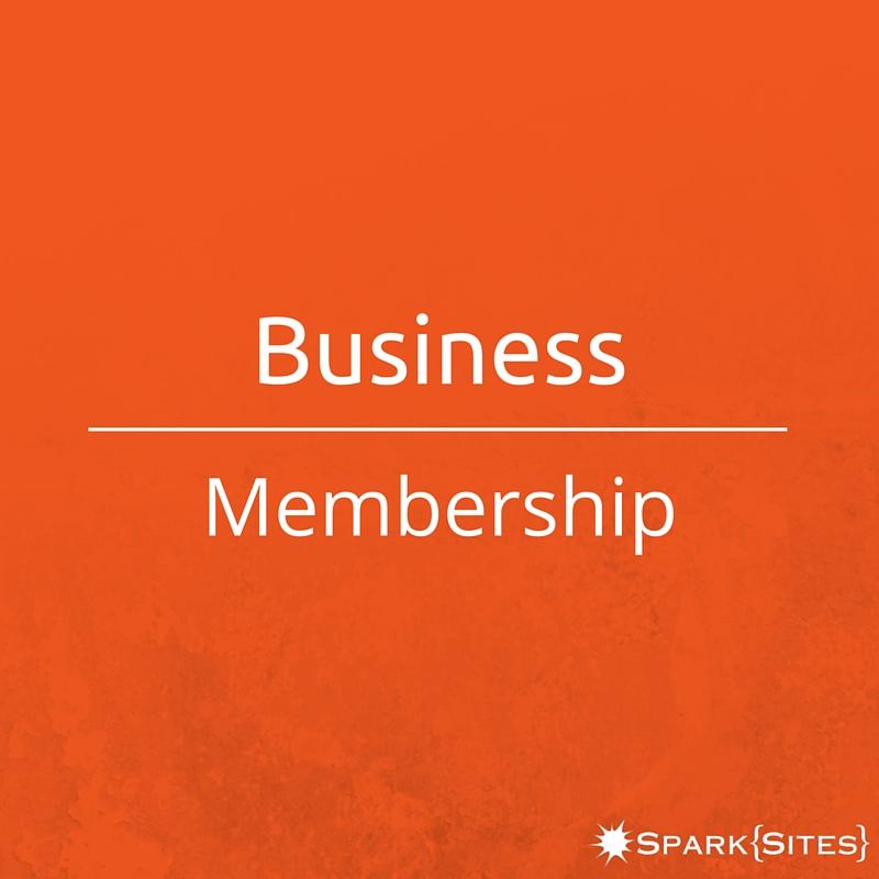 Business Membership - Spark Sites - Lakeland, FL