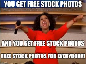 Where to get Free Stock Photos