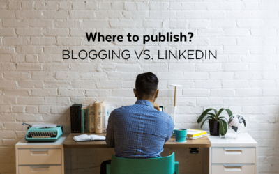 Professional Networking: LinkedIn or Blogging