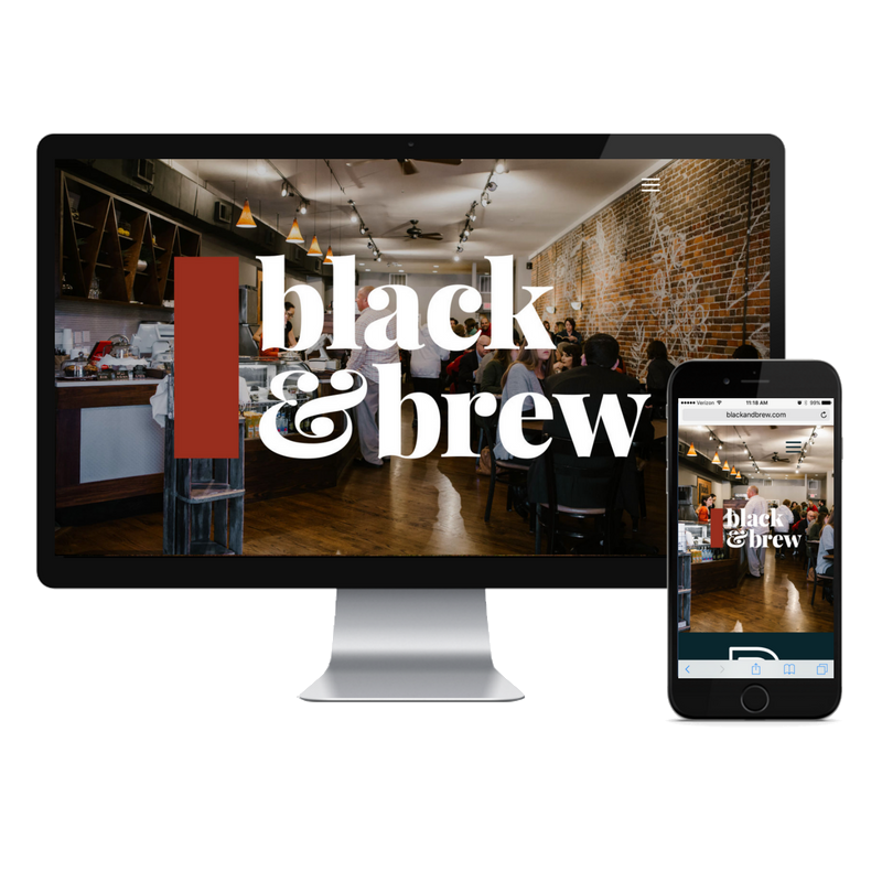 Black & Brew Coffee House