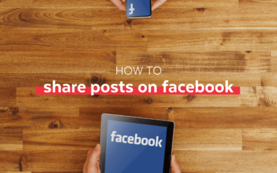 How to Share Posts on Facebook
