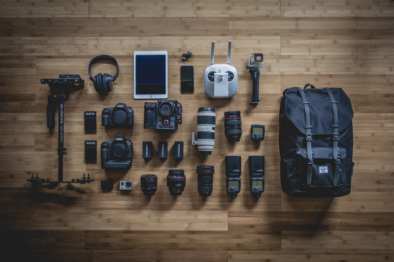 Why You Should Hire a Professional Photographer - Spark My Site