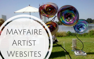 Our Favorite Mayfaire Artist Websites