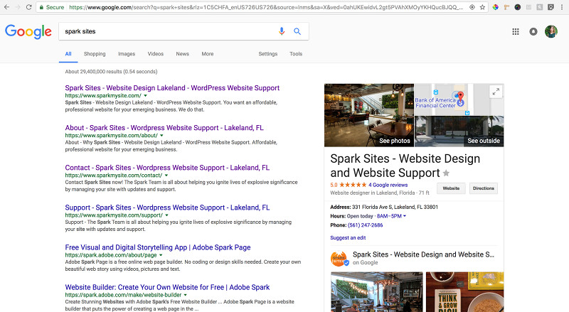 Google Products You Should Be Using! - Spark My Site - Lakeland, FL