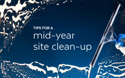 Tips for a Mid-Year Site Clean Up