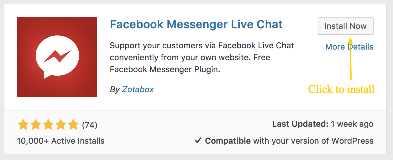 Adding Facebook Messenger to Your Website - Spark My Site