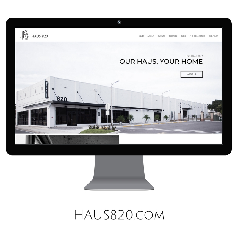 Get to Know Haus 820 - Spark Sites - Lakeland, FL