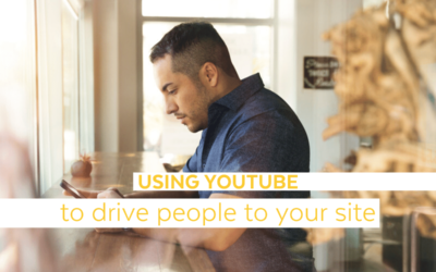 Using YouTube to Drive People to Your Site