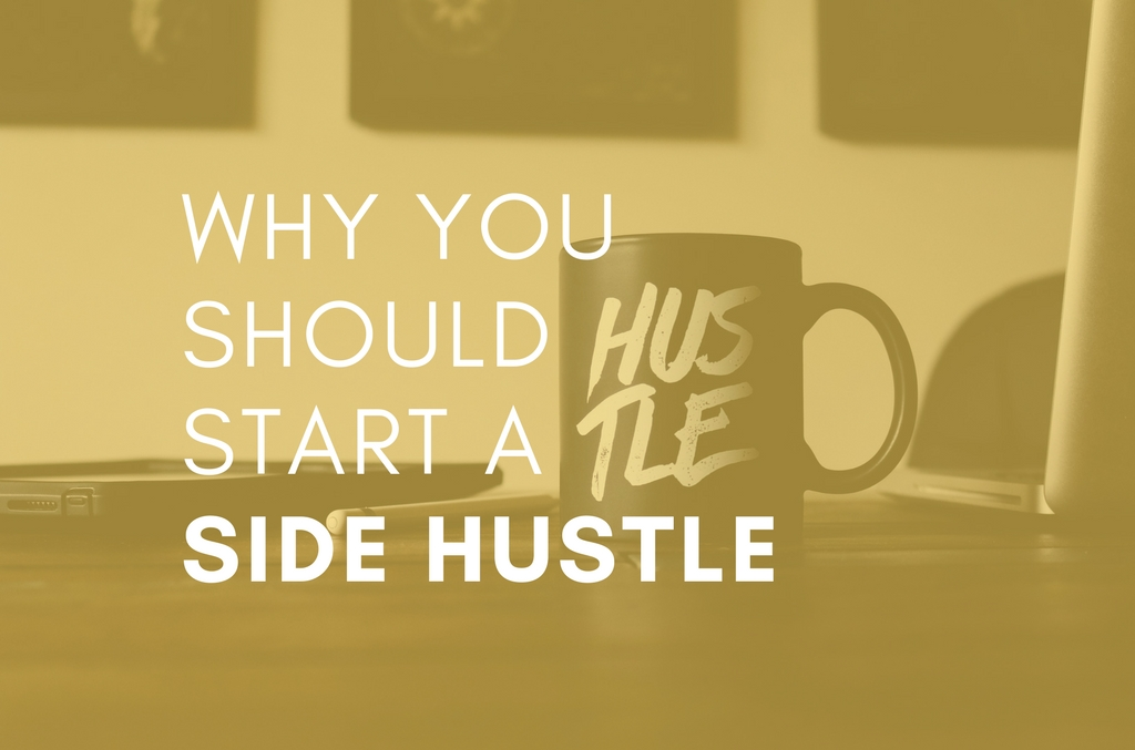 Why You Should Start a Side Hustle - Spark My Site - Lakeland, FL