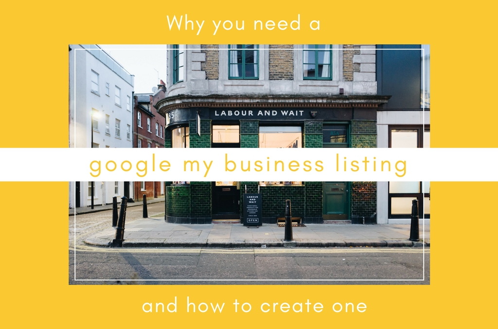 Why You Need a Google My Business Listing - Spark Sites