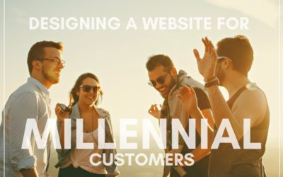 Designing a Website for Millennial Customers