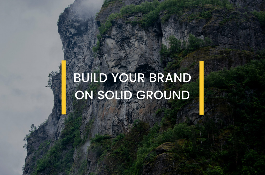 Build Your Brand On Stable Ground - Spark My Site