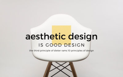 Aesthetic Design is Good Design