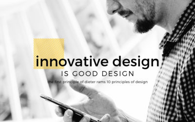 Innovative Design is Good Design