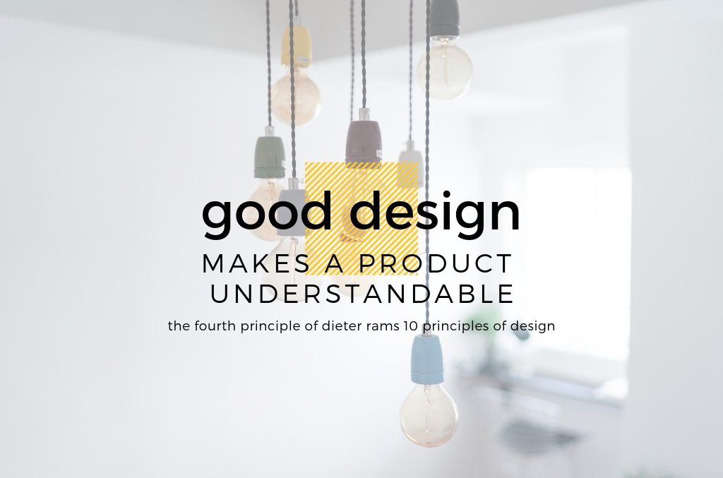Good Design Makes a Product Understandable - Spark Sites