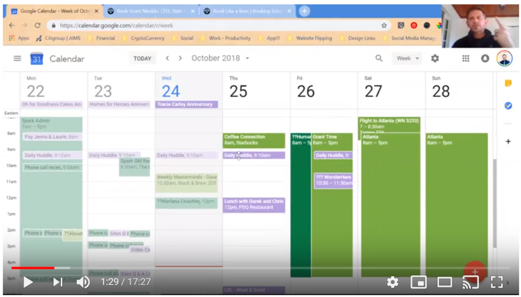 2 Tools I Use for Sanity Scheduling - Time Management for Lakeland Spark Sites