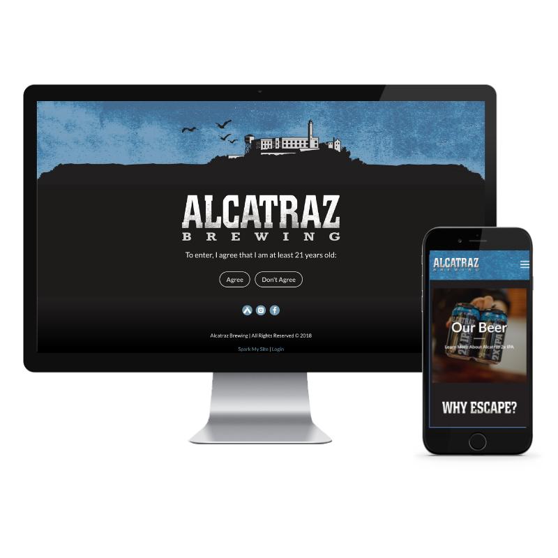 Alcatraz Beer