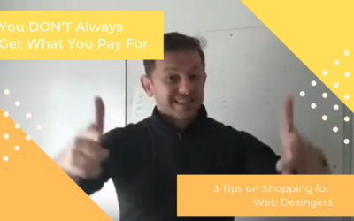You DON'T Always 'Get What You Pay For' 🛑 + 3 Tips on Shopping Website Value