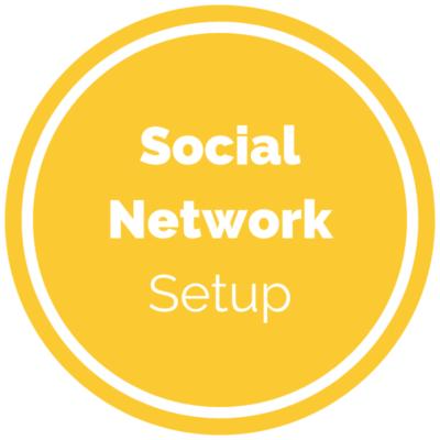 Social Media Network Setup | Spark Sites | Lakeland Website Design