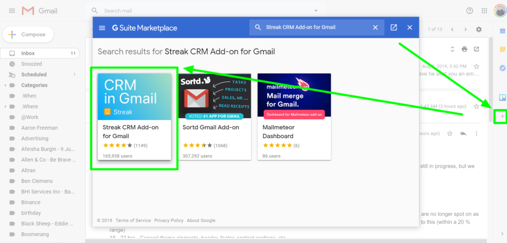Gmail as CRM - Streak for Gmail from Hubspot